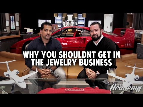 Why You Shouldn't Get In the Jewelry Business w/ Bobby Yampolsky