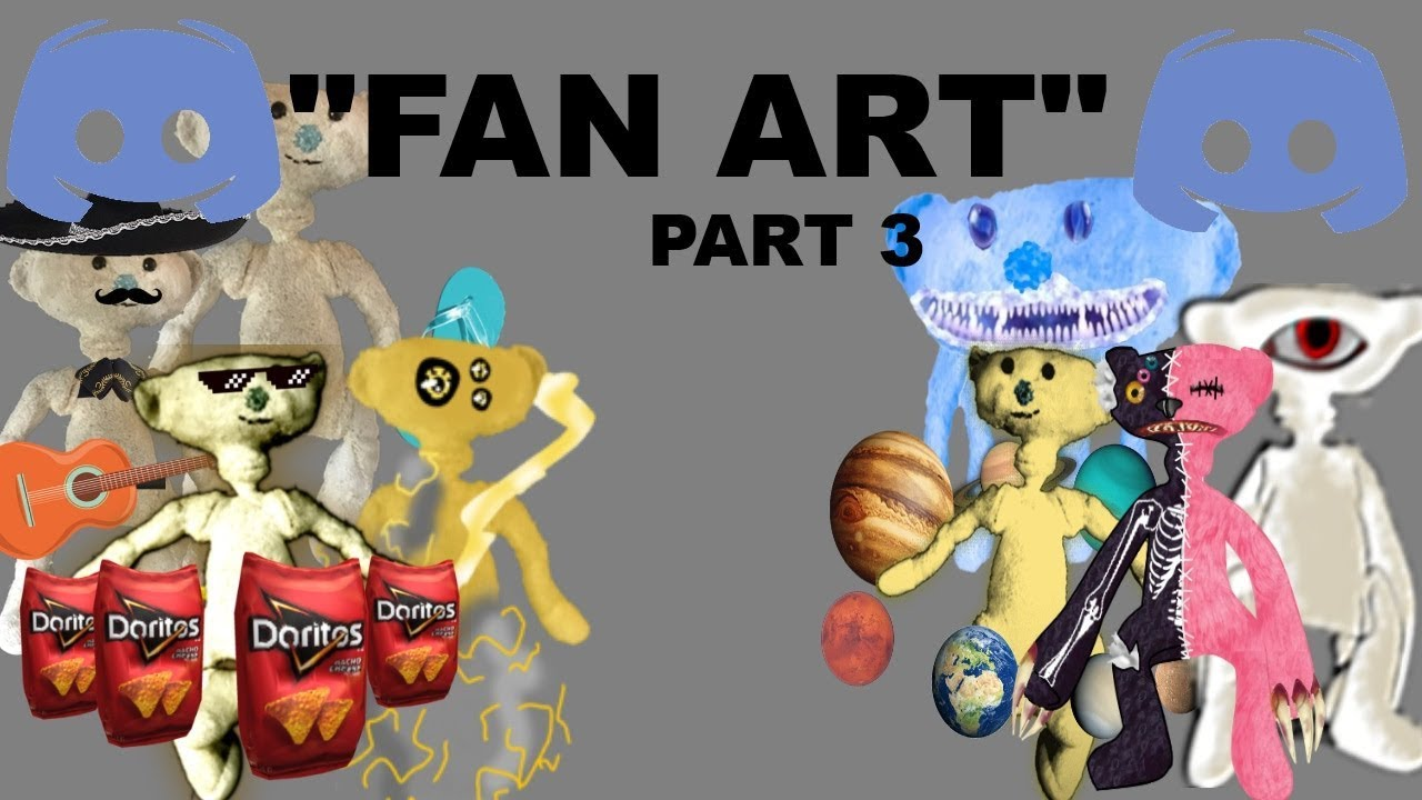 Bear Alpha Roblox Art Discord Fan Art Bear Alpha Part 3 Youtube