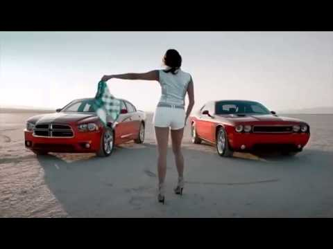 Dodge Challenger Charger Race Commercial Youtube