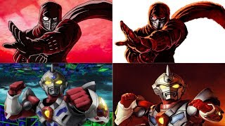 In the final episodes of Ninja Slayer (2015) and SSSS.Gridman (2018...