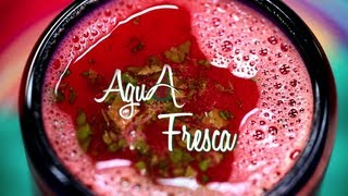 Watermelon Agua Fresca |  Thirsty For ...
