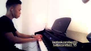 Calvin Harris feat. Ellie Goulding - I Need Your Love (piano cover by Ducci, lyrics, HD, download)