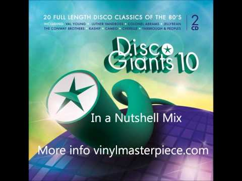 Disco Giants Vol.10 (In a Nutshell Mix) - mixed for Vinyl Masterpiece by Groove Inc.