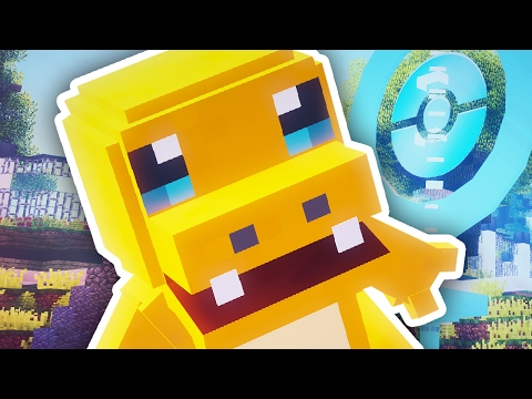 Thumbnail: POKEMON + VANILLA MINECRAFT = EPIC!!!