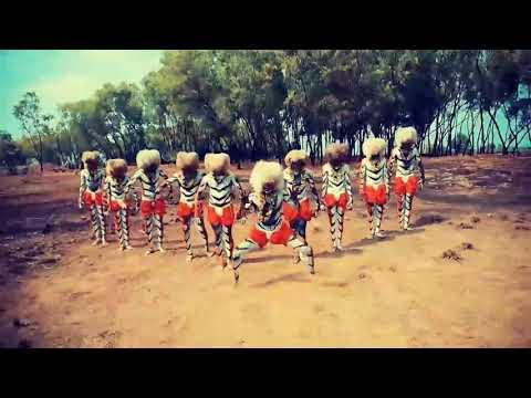 Jimikki Kammal | Tiger Dance Fusion | Tulunadu Janmastami Celebration