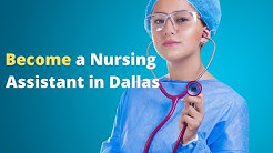 Certified Nursing Assistant Training Garland - Affordable CNA training Garland Tx