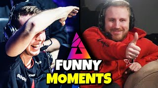 Dabbing in 2019 should be banned! - CSGO FUNNY MOMENTS | Blast Pro Series