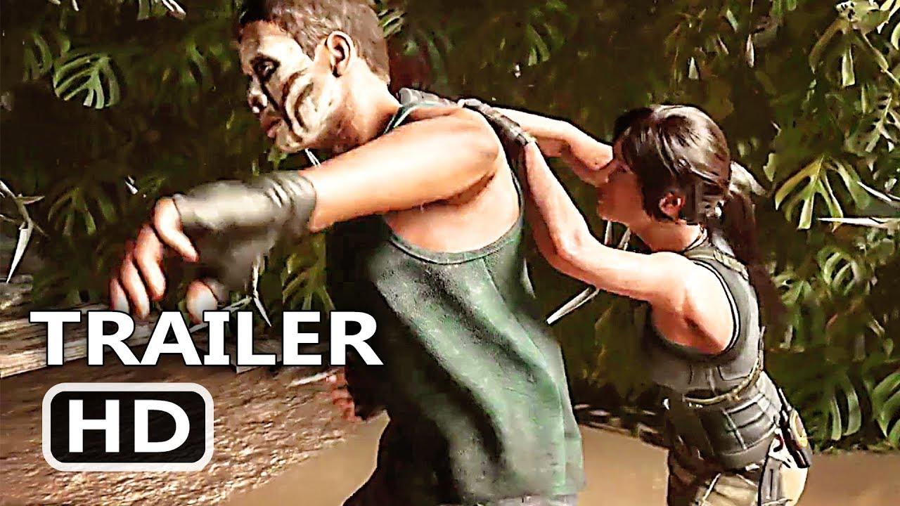 PS4 - Shadow of the Tomb Raider: Combat Tactics Trailer (2018)