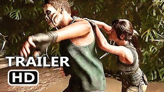 PS4 - Shadow of the Tomb Raider: Combat Tactics Trailer (2018)
