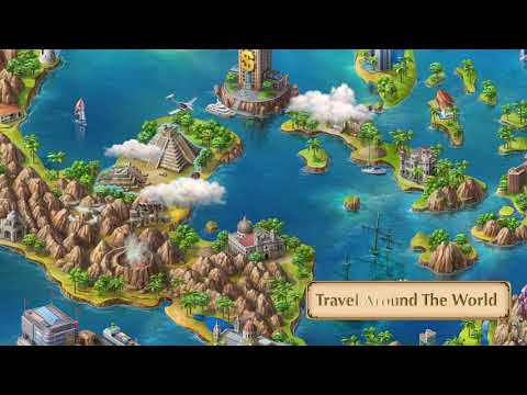 Treasure Match 3: Free Gem Matching Adventure Game 30sec ver
