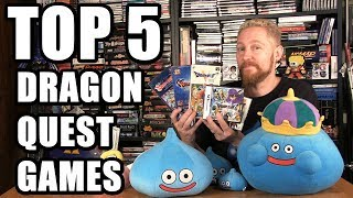 Video TOP 5 DRAGON QUEST GAMES - Happy Console Gamer download MP3, 3GP, MP4, WEBM, AVI, FLV Agustus 2017