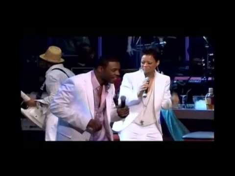 Keith Sweat ft. Jacci McGhee - Make It Last Forever ( Live )
