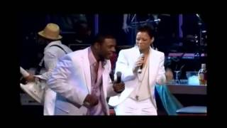 Keith Sweat ft. Jacci McGhee - Make It Last Forever ( Live)