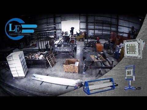 Larson Electronics' Global Petroleum Show Company Portfolio Video