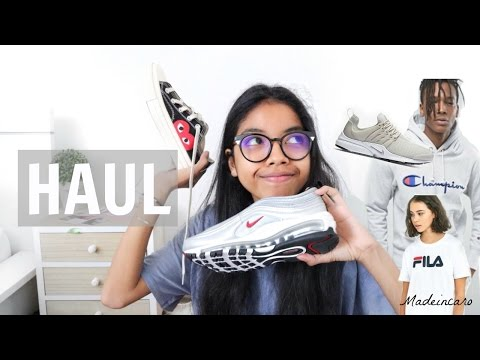 TRY ON HAUL PRINTEMPS ETE 2017 • NIKE/BERSHKA/ASOS...