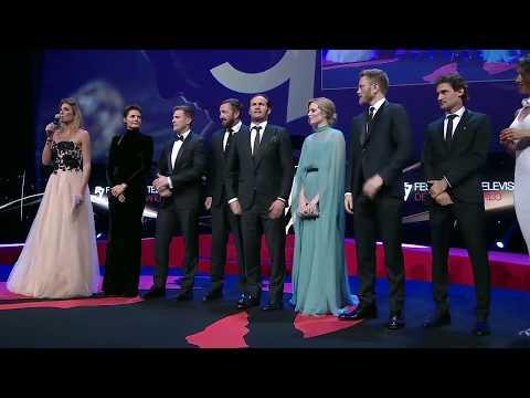 Absentia - Monte Carlo TV Festival: Ceremony (Jun. 16, 2017) [HD]
