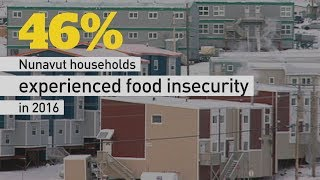 Food insecurity rising in Nunavut since subsidy launch