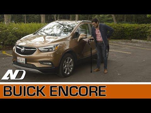 Buick Encore - Es una Trax bonita y por eso debes comprarla