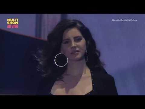Lana Del Rey - Get Free (Live @ Lollapalooza Brazil)