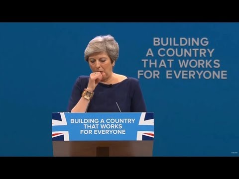 Theresa may 'prepared to demote' boris johnson after conference speech disaster News 2017