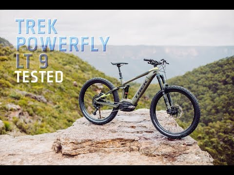 Tested: Trek Powerfly LT 9 Plus 2019 - Flow Mountain Bike