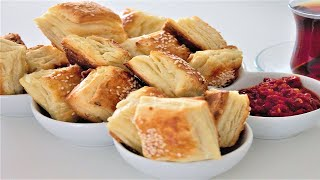 Pogaçe me çaj - recet tradicionale shqiptare