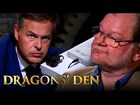 """""""£17M In The Bank,  Why Do You Need A Dragon?"""" 