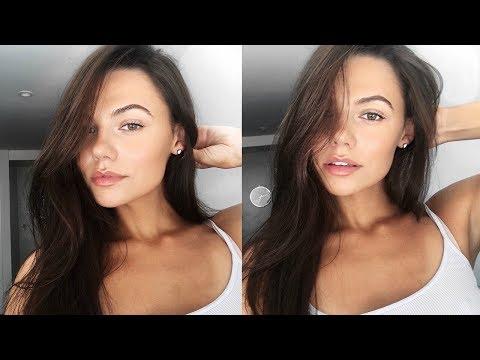 Glowy No-Makeup Look! – Natural Everyday Makeup Tutorial
