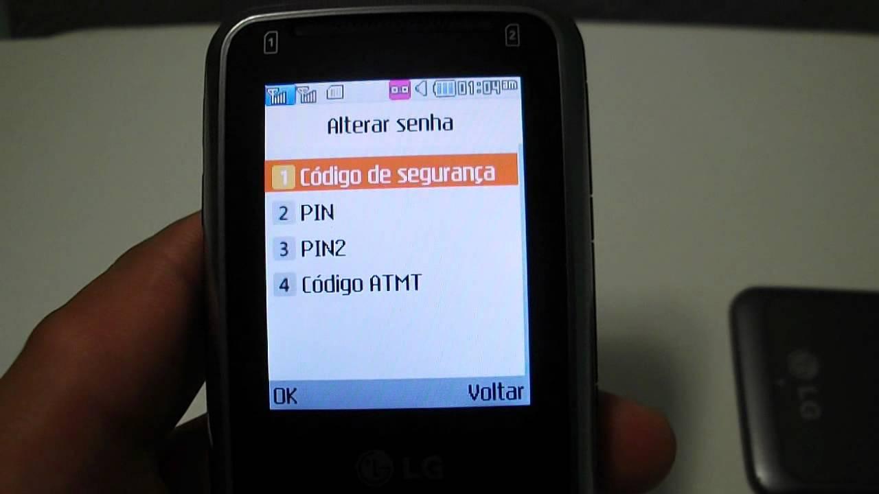 msn para celular lg gx200