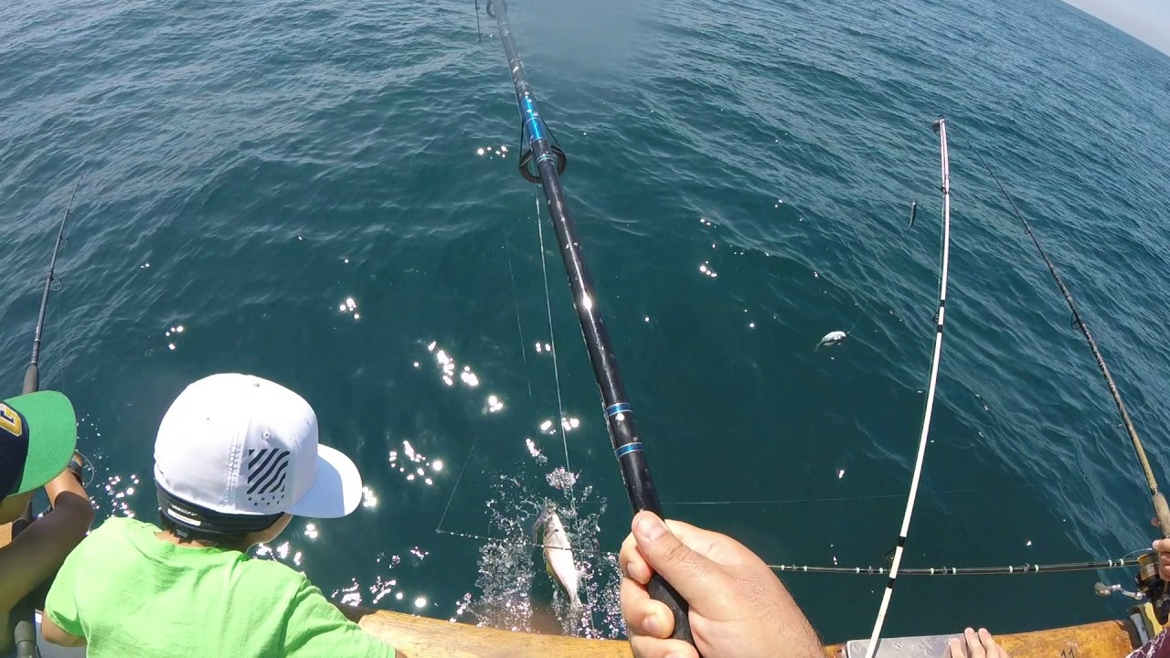 Deep sea fishing dana point california father and son for Fishing dana point