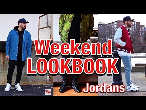 OUTFITS OF THE WEEKEND - AIR JORDAN 12 MASTER - TRUE BLUE 3 - WHITE CEMENT 4 - MENS FASHION LOOKBOOK