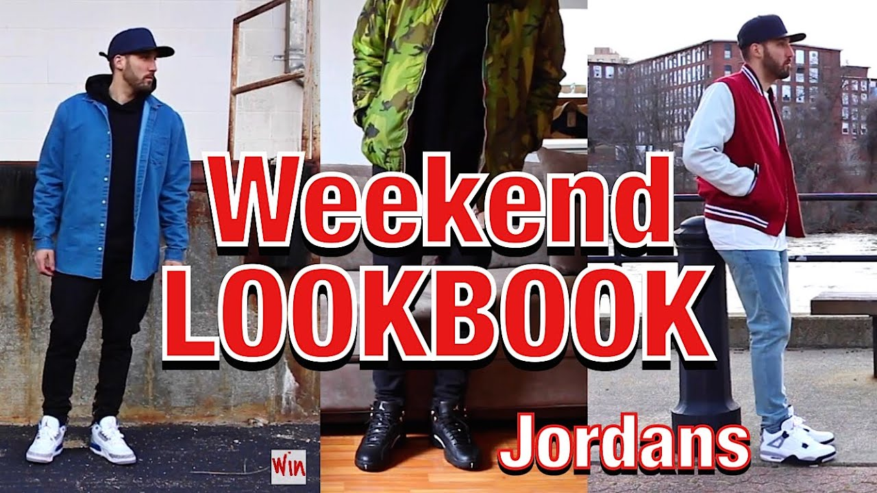 4ba938343f6 OUTFITS OF THE WEEKEND - AIR JORDAN 12 MASTER - TRUE BLUE 3 - WHITE CEMENT  4 - MENS FASHION LOOKBOOK