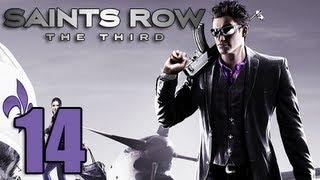 Saints Row 3 - Co-Op Walkthrough - Part 14