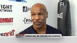 Fight News Now - Mike Tyson on Difference Between MMA & Boxing