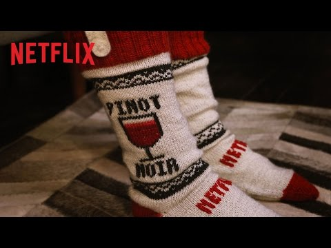 Netflix made socks that know when you've fallen asleep while binge watching