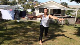 Latu To'omaga Wellbeing and Fitness Warm down Since I met