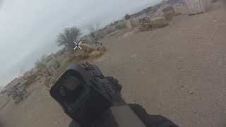 Airsoft AUG & Badger March madness 3/10/18