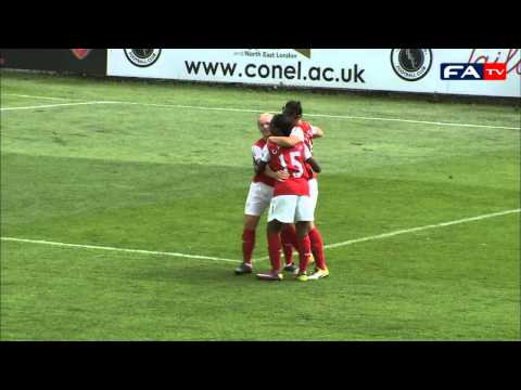 Arsenal 3-0 Doncaster Rovers Belles | The FA WSL Official Highlights - 14-08-11