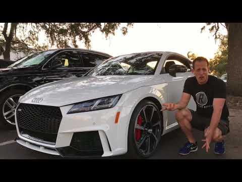 Did AUDI make a Goliath KILLER? 2018 Audi TT RS - Raiti's Rides