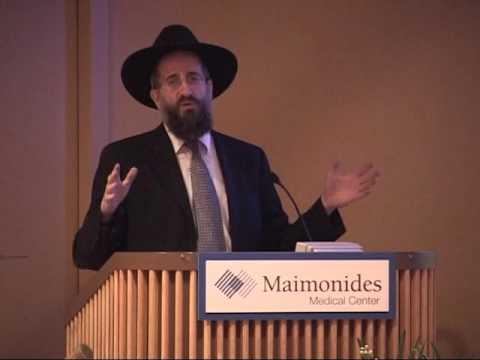 A TIME Conference Rabbi Yisroel Reisman Part 1