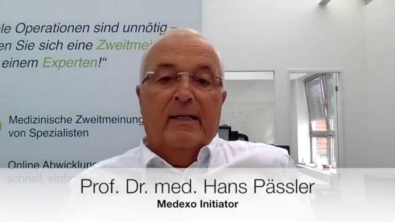 Resultado de imagen de Heidelberger Knie-Experte Hans Pässler,