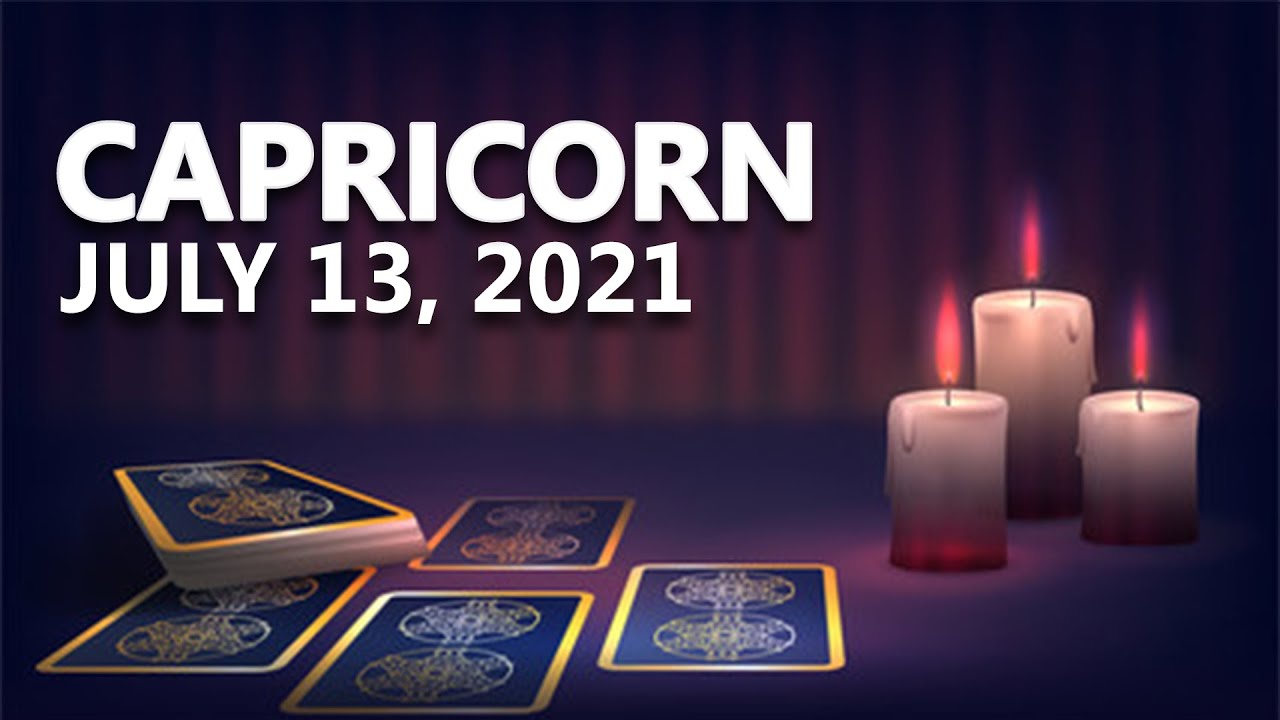 Single love horoscope today capricorn Capricorn Love