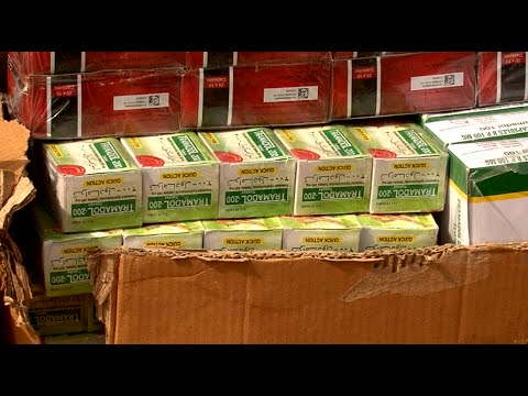 NDLEA Arrests Man Selling Expired Tramadol