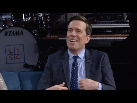 "Ed Helms Called A Large Biker A ""Wuss""... For Comedy!"