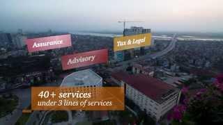 PwC Vietnam 20th anniversary corporate video