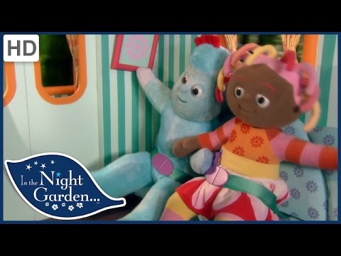 In The Night Garden: Riding In The Ninky Nonk! Videos For Kids