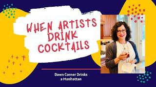 Artist Interview: Dawn Corner Talks Mixed Media and Art Journaling