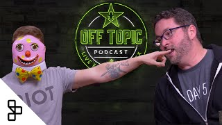 Gambar cover Off Topic Podcast Highlights- Month of June