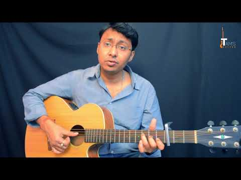 Bandeh (Indian Ocean) guitar lesson main riff