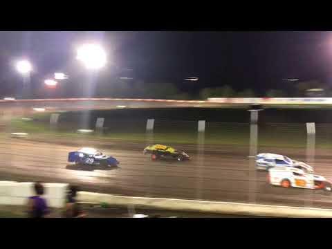 Austin Charles lakeside Speedway B-Mod 7.6.2018